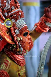 Vellur Shree Kottanacherry Mahakshethram - vettakkorumakan vellattam