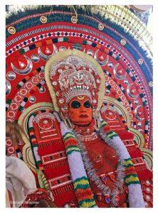 Chamundi Theyyam Photos - Raktha Chamundi