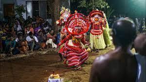pulimaranja thondachan theyyam